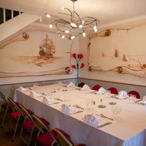 Salle Surcouf Restaurant pour Repas de famille, Réunion, Séminaire